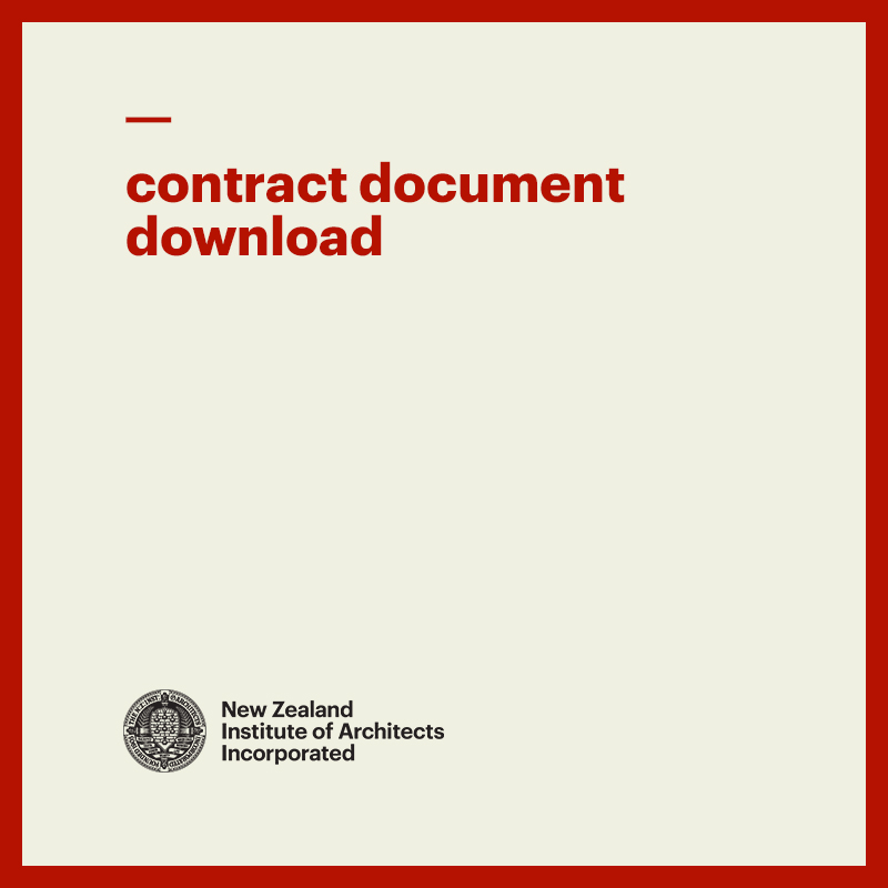 National Building Contract Short Form 2016